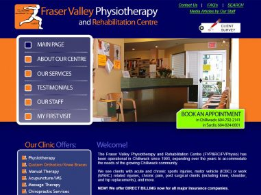 Fraser Valley Physiotherapy